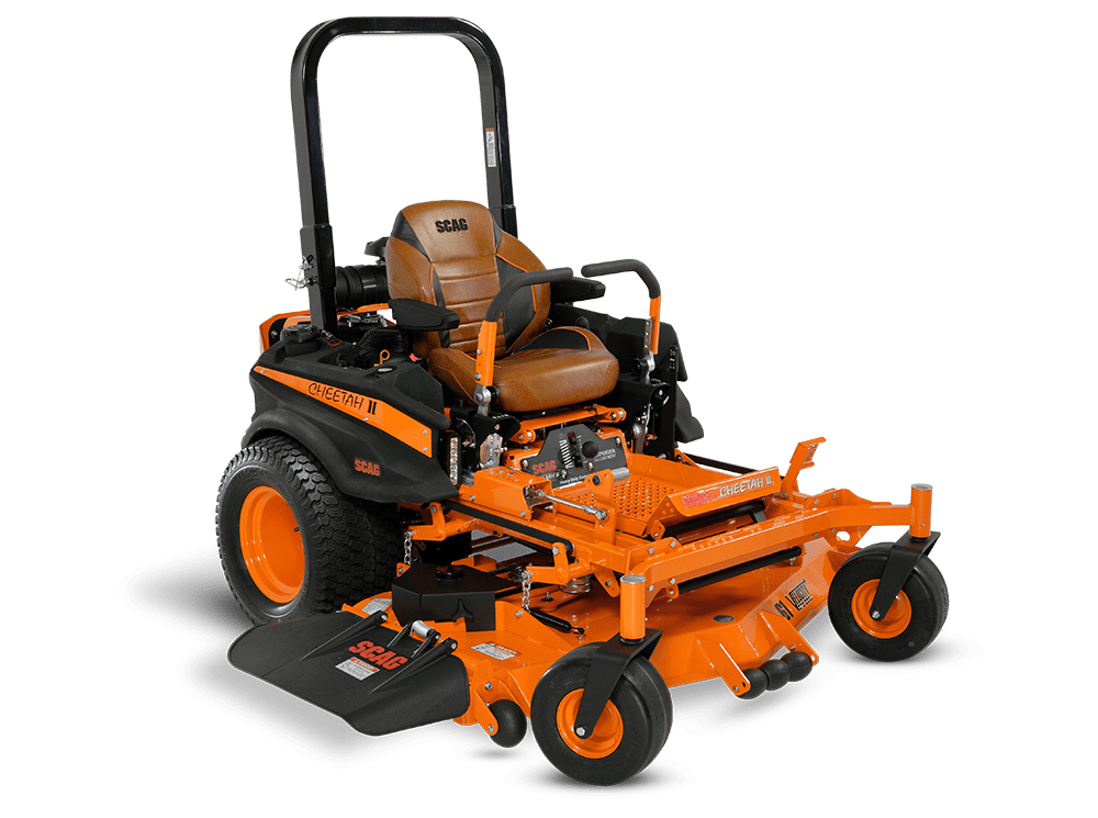 SCAG Cheetah II zero-turn riding mower