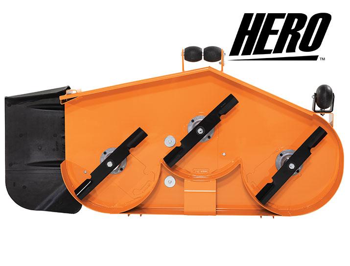 Hero Cutter Deck