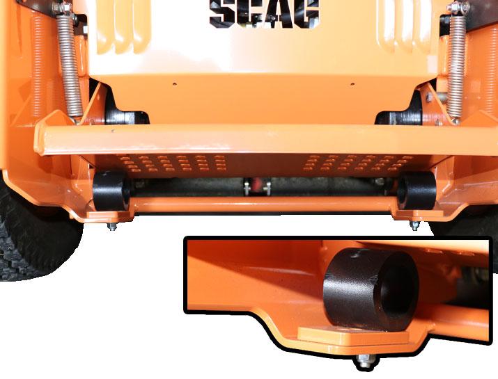 V-Ride Adjustable Suspension System